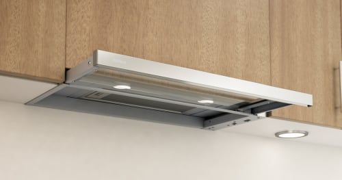 Zephyr Zpie30ag290 30 Inch Undercabinet Range Hood With Low Profile Design Halogen Lighting 290 Cfm 3 Speeds And Optional Recirculating Recirculating Range Hood Under Cabinet Range Hoods Range Hood