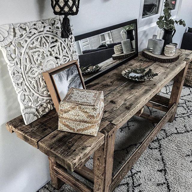 WEBSTA @ lisagermaneau - PASSION ÉTABLI... voilà le mien en entier #SO #HAPPY - #inlove #decoration #home