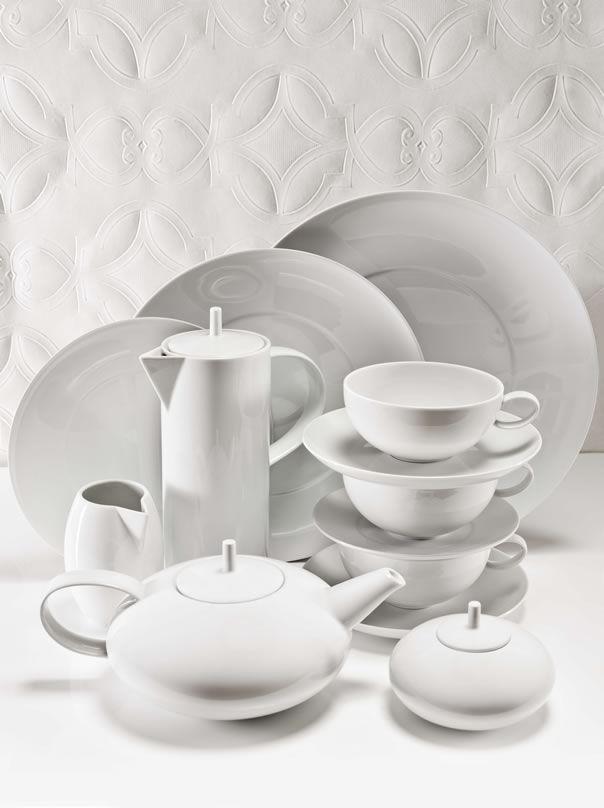 DOMO WHITE - Tableware