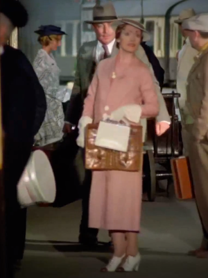 Just Skirts and Dresses: Miss Lemon wardrobe files: 7. Whites & pastels