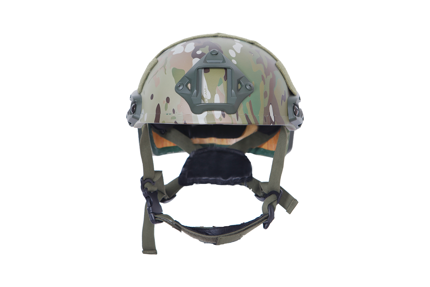 Fast Ballistic Helmet Kevlar Bulletproof Nij Lvl Iiia Painted Camouflage Color Camouflage Colors Camouflage Helmet