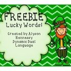 Thanks for downloading this freebie!    Please leave feedback/comments! Here is the link to the full product!  http://www.teacherspayteachers.com/P...