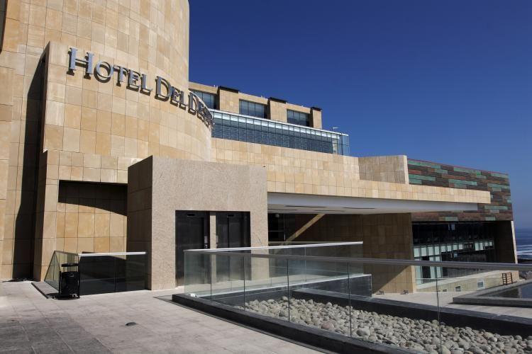 Fachada ventilada casino enjoy antofagasta chile sistema - Materiales para fachada ...