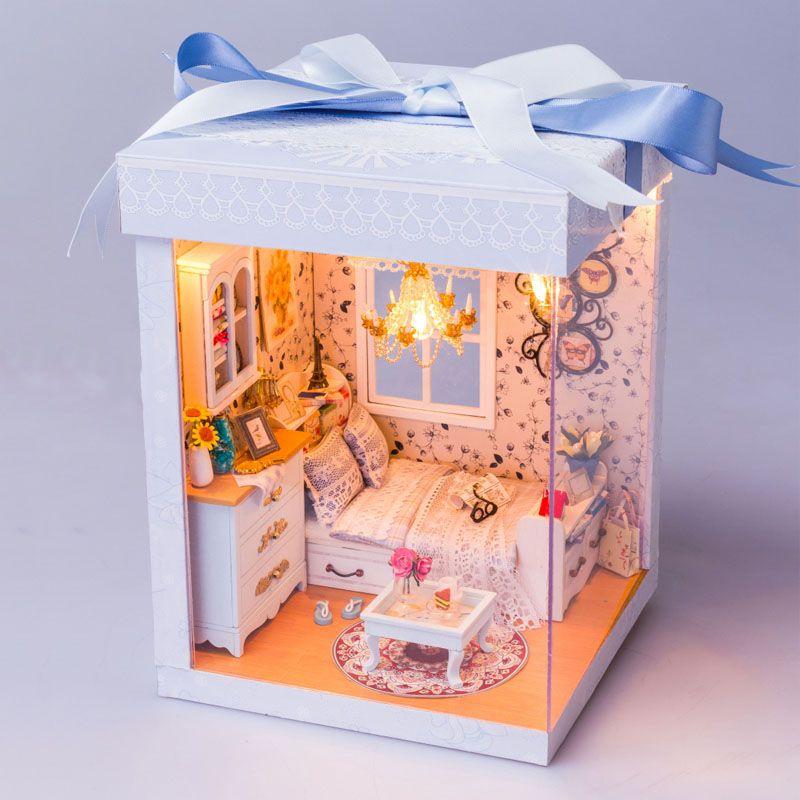 Pin by Jennifer Williams on Interesting | Wooden dollhouse