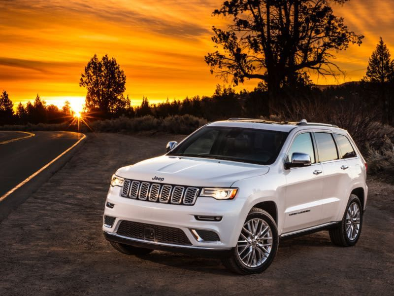 2017 Jeep Grand Cherokee Overland JGC Just Keeps Getting