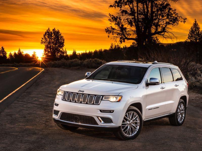 2017 Jeep Grand Cherokee Overland JGC Just Keeps Getting