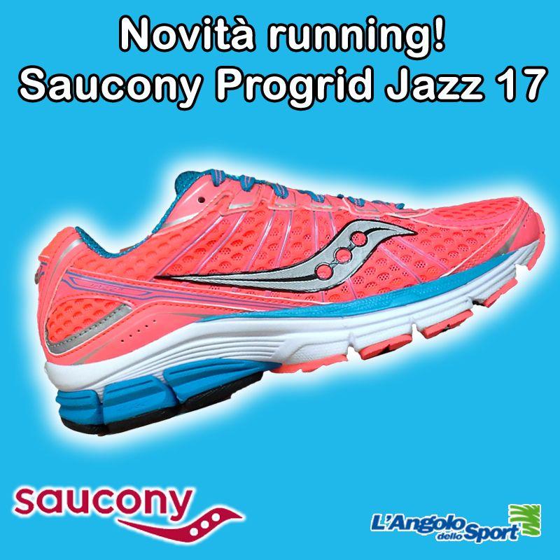 running #Saucony ProGrid Jazz 17
