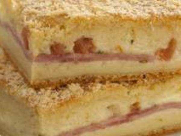 Bauru de liquidificador por oliveira.milenelene | Tortas e Bolos | Receitas.com