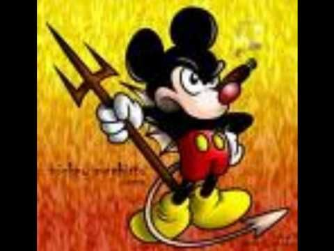 Image result for cops arrest mickey mouse