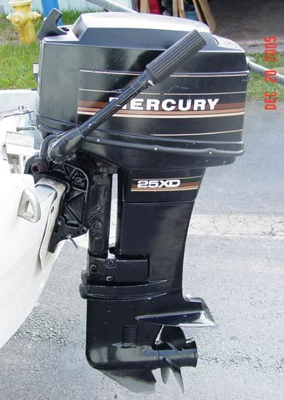 Mercury 25hp Xd Outboard For Sale Mercury Outboard Mercury Motors Outboard