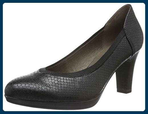 Pumps Schuhe schwarz Tamaris