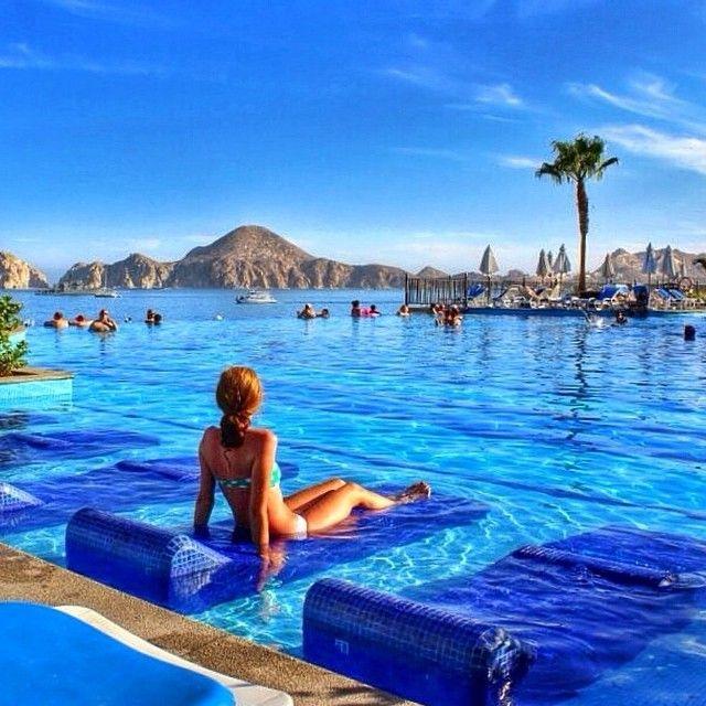 Dame Traveler Albionna Cabo Mexico Riu Sante Fe Riuhotels