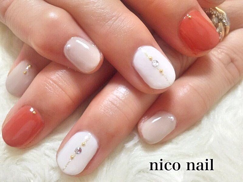 浜松市 中区 自宅ネイルサロン nico nail ニコネイル:大人上品な ...