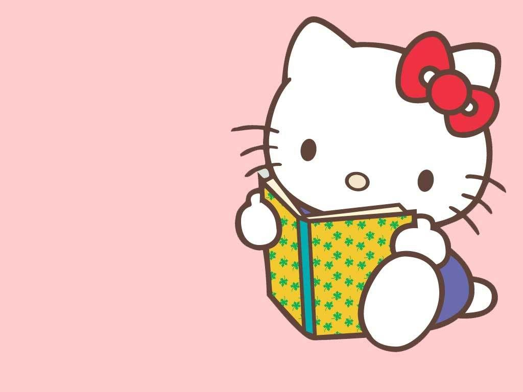 Hello kitty school. Images clipart art