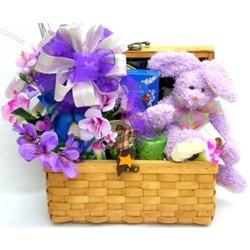 Buy easter parade easter basket free shipping at olivetree home easter parade easter basket free shipping negle Images