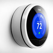 energy efficient 'smart' thermostat Nest thermostat