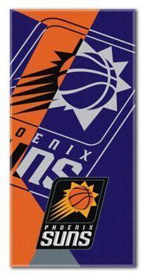 WinCraft NBA Phoenix Suns Beach Towel 30 x 60 inches
