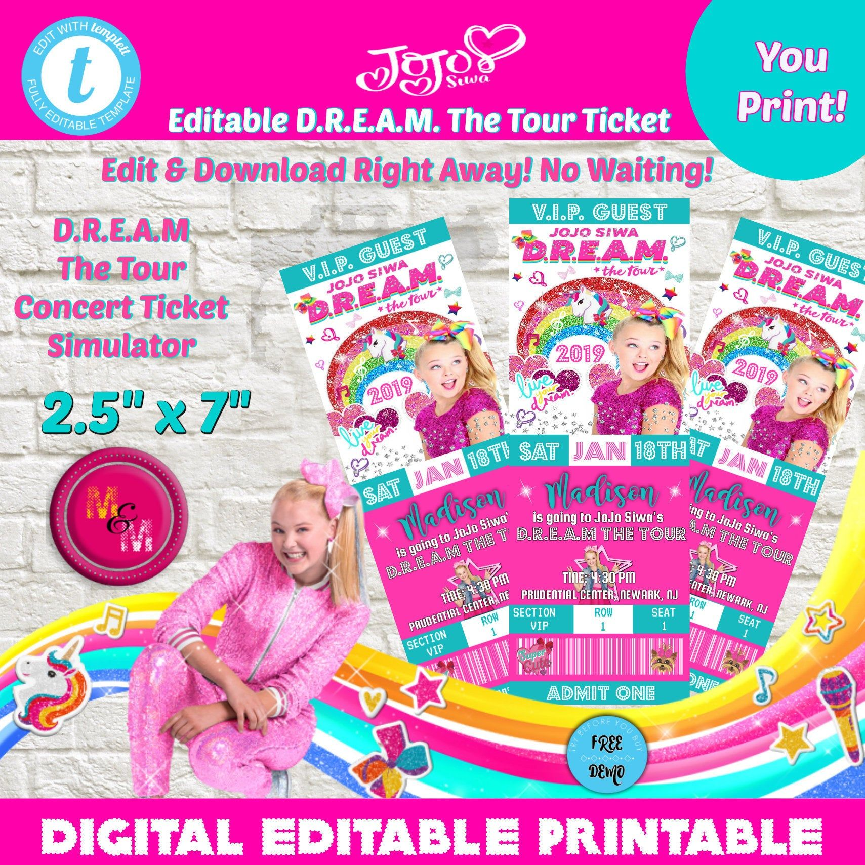 f1e9dbe54dbe5c747d5ea26803779376 - How To Get Jojo Siwa To Come To Your House