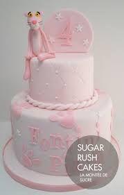 Pink Panther Cake Google Search Com Imagens Cor De Rosa