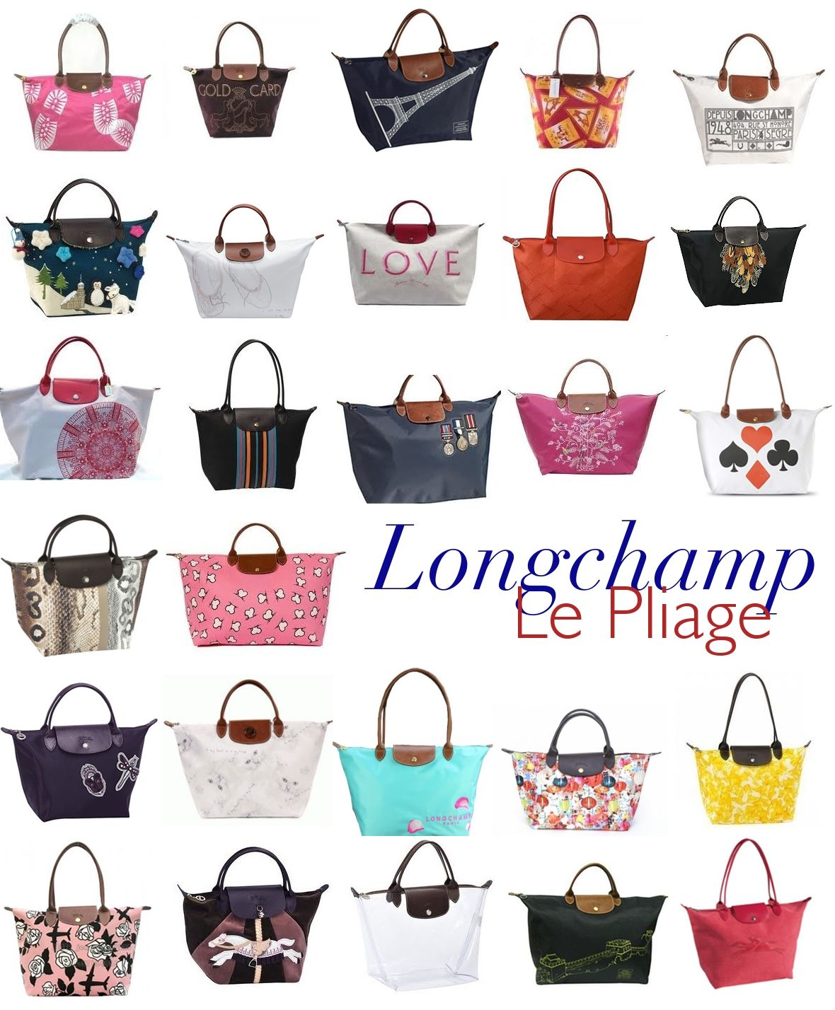 6190558cf67 Longchamp Le Pliage tote | Designer handbags in 2019 | Fashion ...