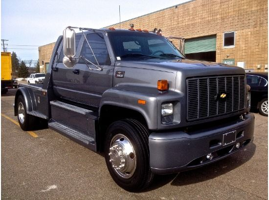 2001 Chevrolet C6500 Crew Cab Photo 1 Big Trucks Medium Duty Trucks Mini Trucks