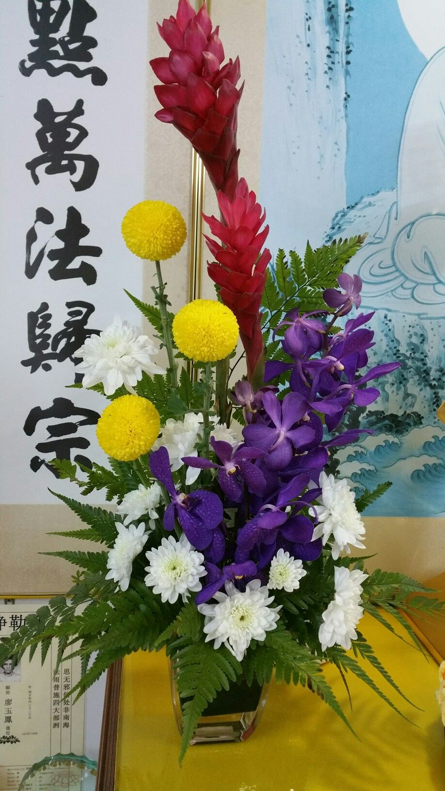 Pin oleh Aries Foo di 花花世界 Anggrek, Bunga