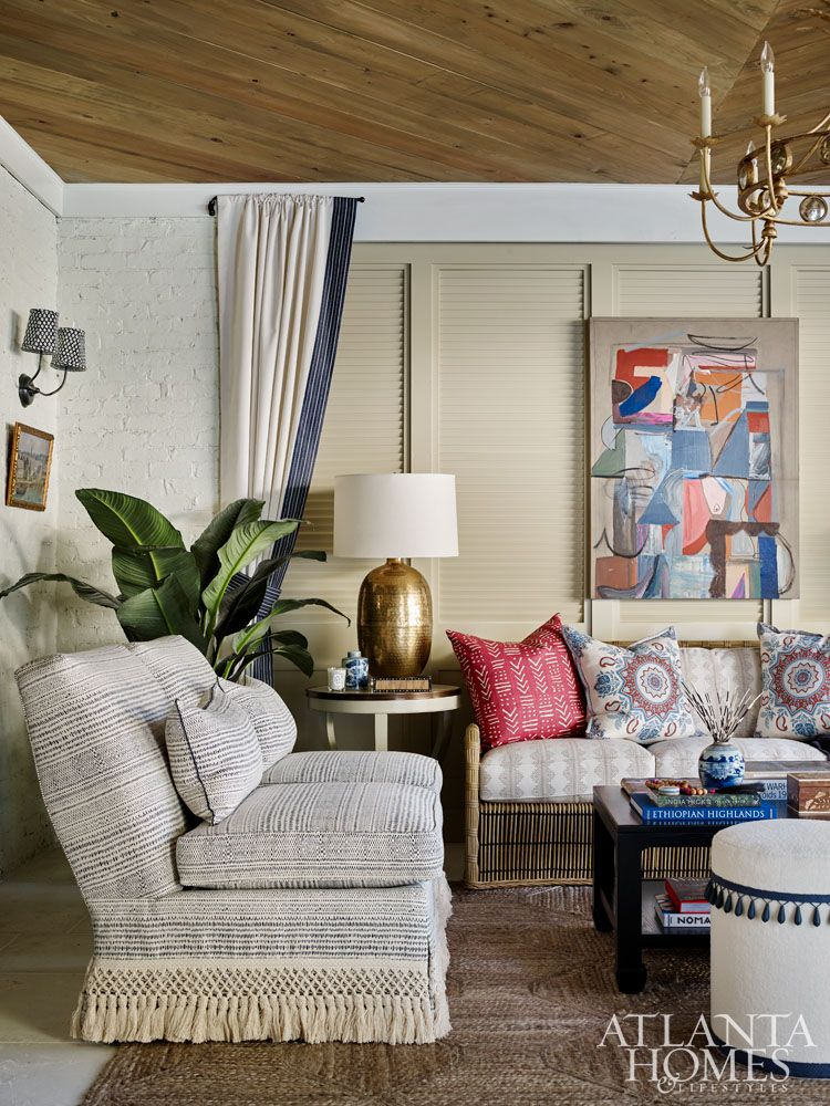 Global Glamour Don Easterling And Nina Nash Mathews Furniture Design Interior BlogsInterior