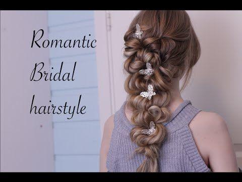 9 Wedding Braid Tutorials Perfect For The Diy Bride Romantic Wedding Hair Hair Styles Simple Prom Hair