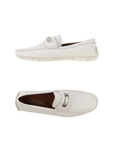 Moccasins Moschino Men on YOOX.COM. The best online selection of Moccasins Moschino. YOOX.COM exclusive items of Italian and international designers - Secure payments - Free Return