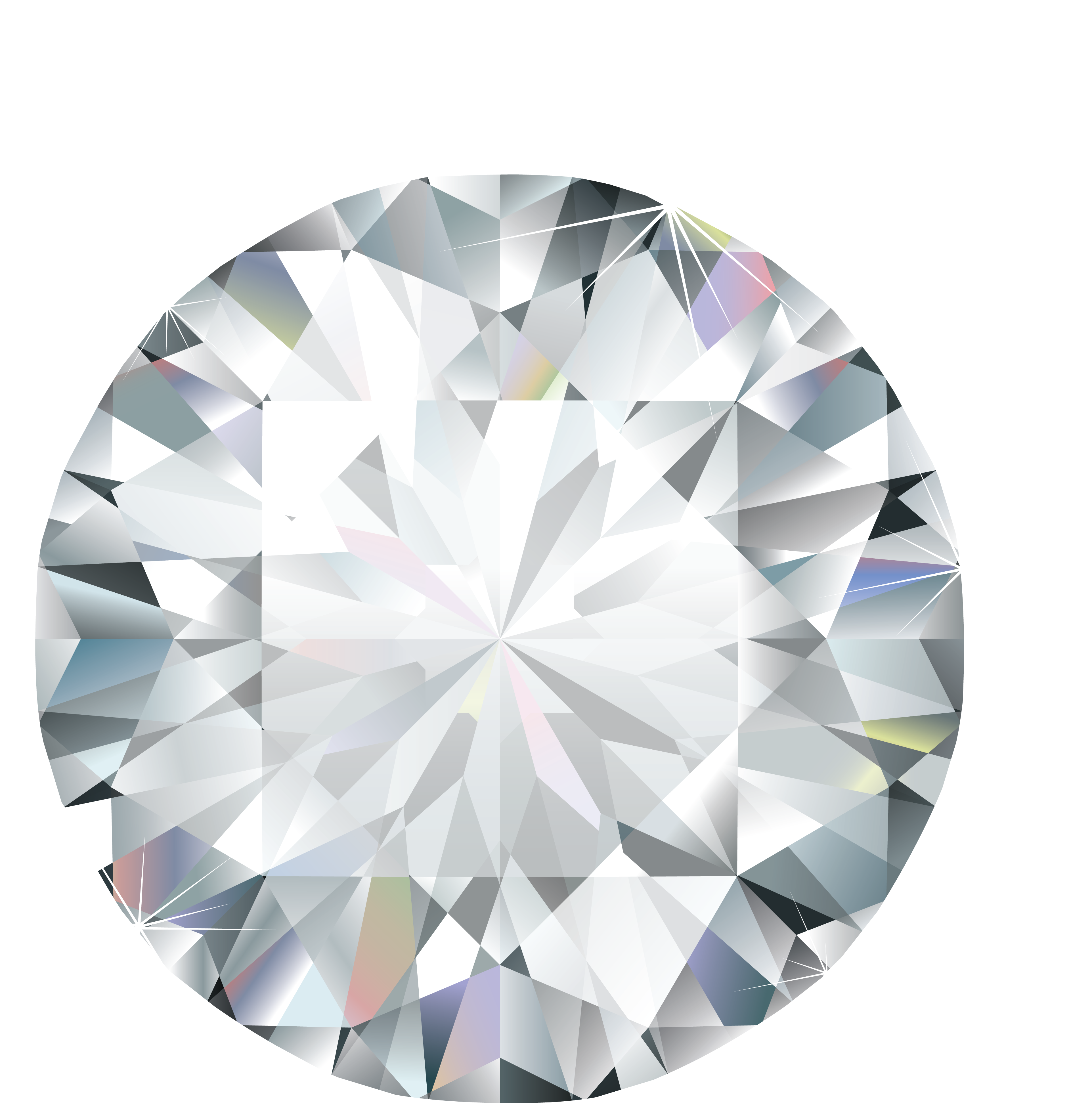 Brilliant Round Shaped PNG Image Shapes, Crystals, Png