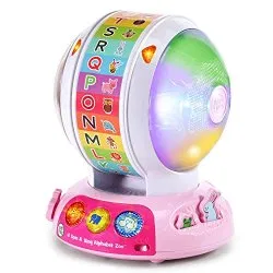 Leapfrog Spin and Sing Alphabet Zoo , Pink (Amazon ...