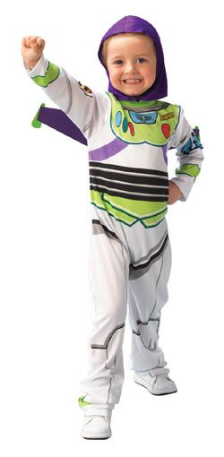 f1b37d36c703f Shop Toy Story Buzz Lightyear fancy dress costume for the best online  bargains. Buy Toy story fancy dress costumes