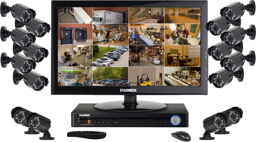 Best Wireless Home Security Camera System Protect your family, friends and  business. See the