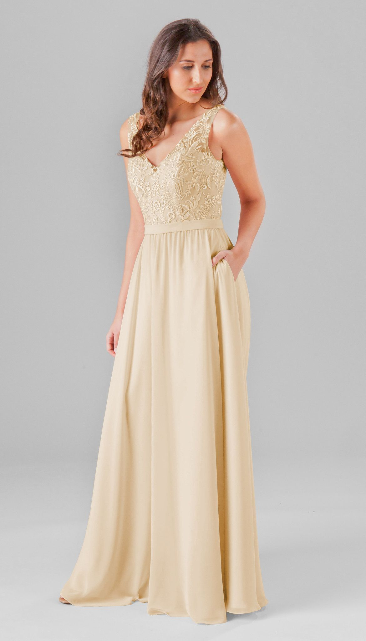 Wren wrens lace bridesmaids and wedding wedding wren embroidered lace bridesmaid dress ombrellifo Gallery