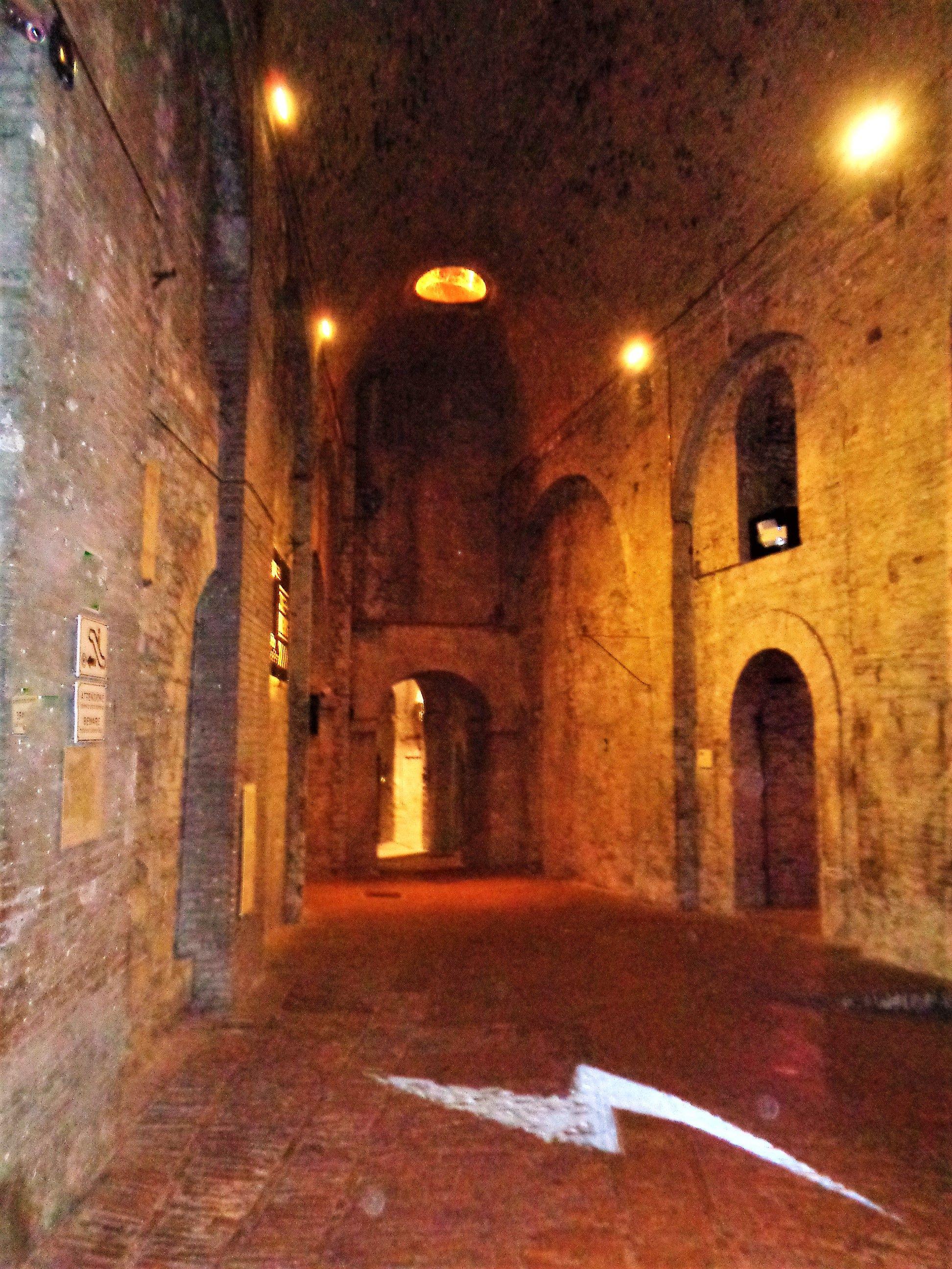 Rocca Paolina, Perugia, Umbria, Italia