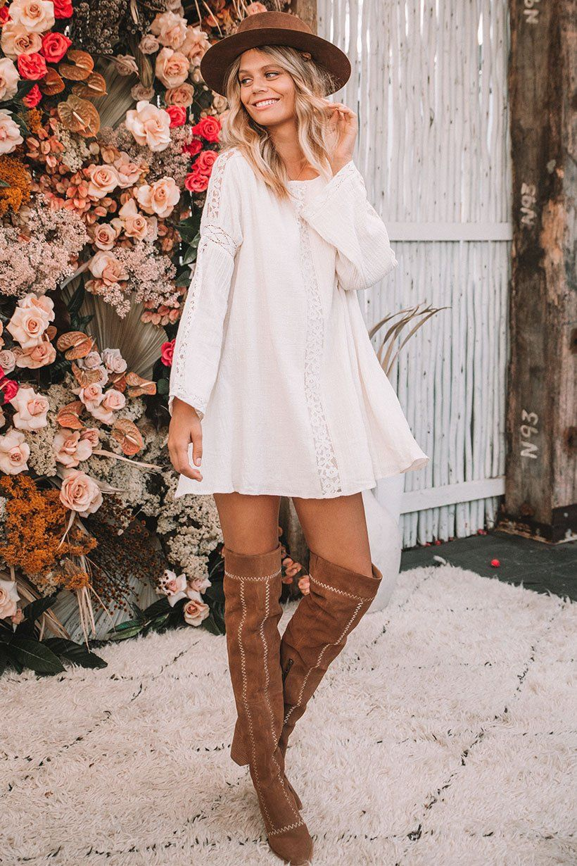 Zephyr Patchwork Over The Knee Boots