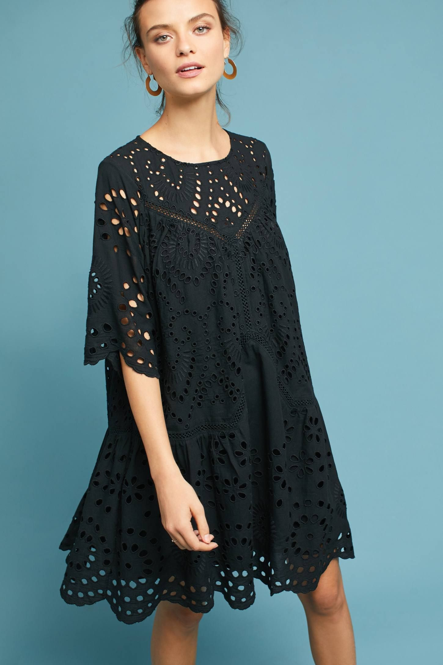 67a8b3a576473 Shop the Martella Eyelet Dress and more Anthropologie at Anthropologie  today. Read customer reviews,