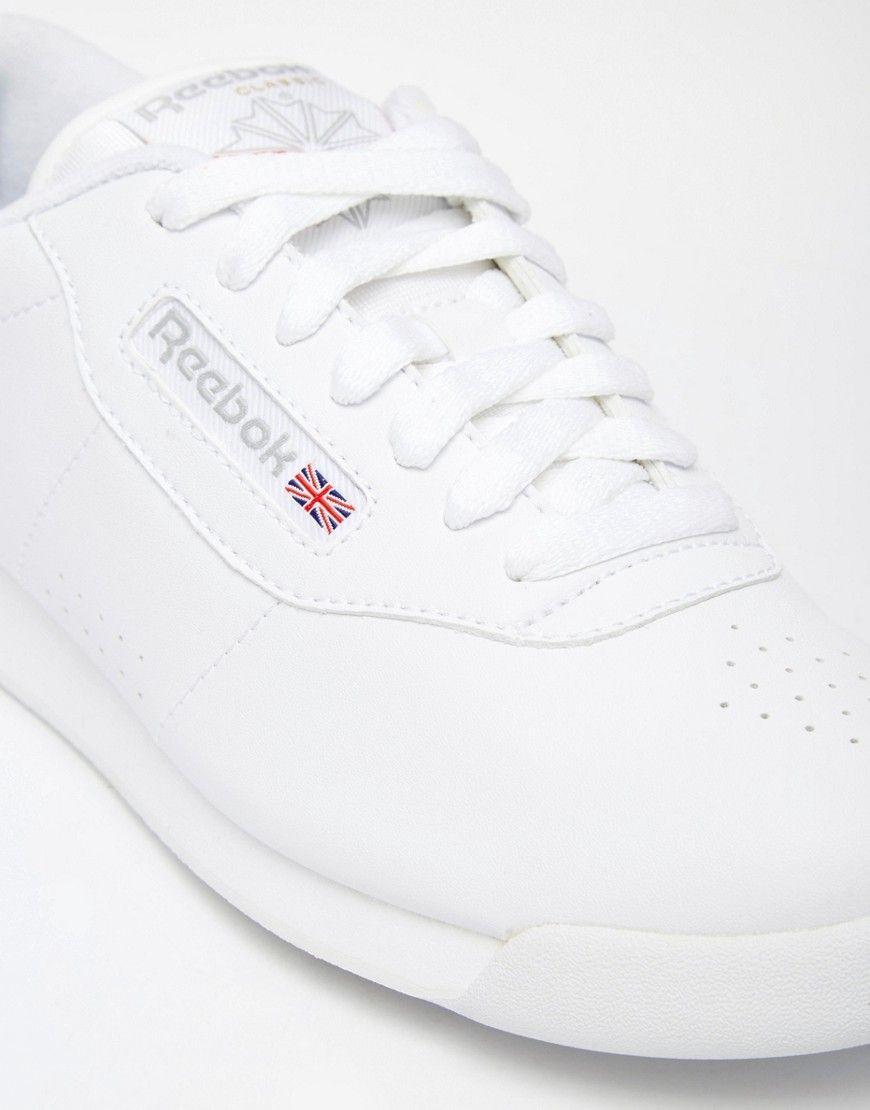 billiger Verkauf neuartiges Design besser Reebok Princess Spirit White Sneakers | ✿ Shoes | Reebok ...