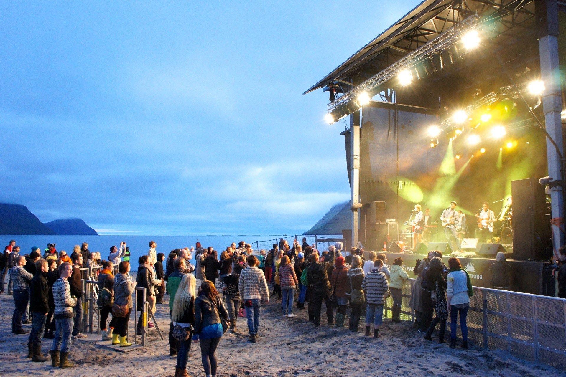 Kết quả hình ảnh cho festival at faroe islands