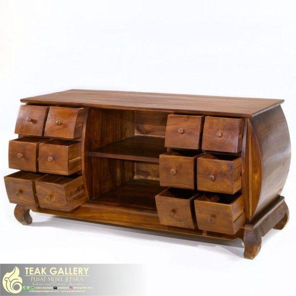 Modern Furniture Jepara nakas jati minimalis pabuolo, furniture jati, furniture jepara