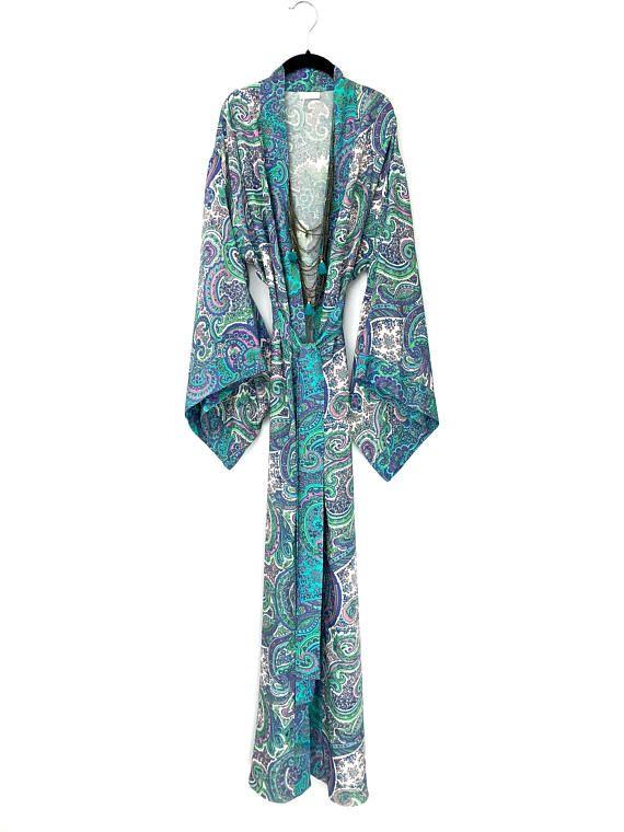 Traje chaqueta kimono