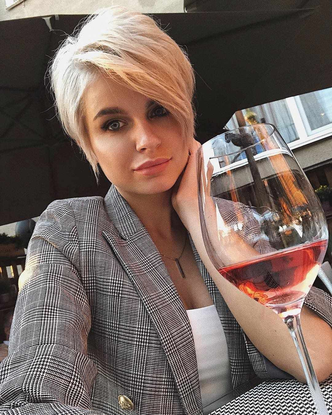 The Most Admired Pixie Haircut with Short Hairstyle #pixiehairstyles