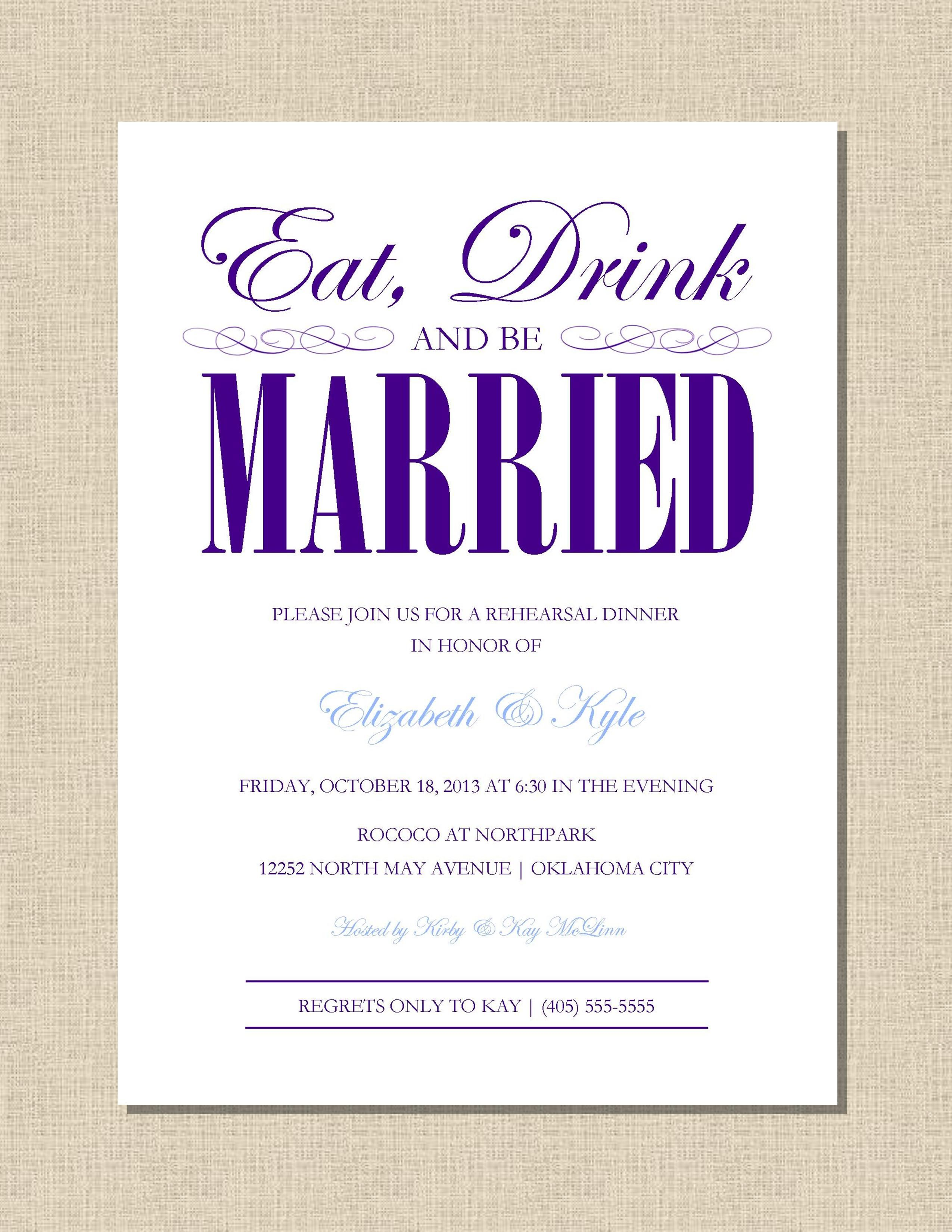 rehearsal dinner invitation by wentroth designs visit us on