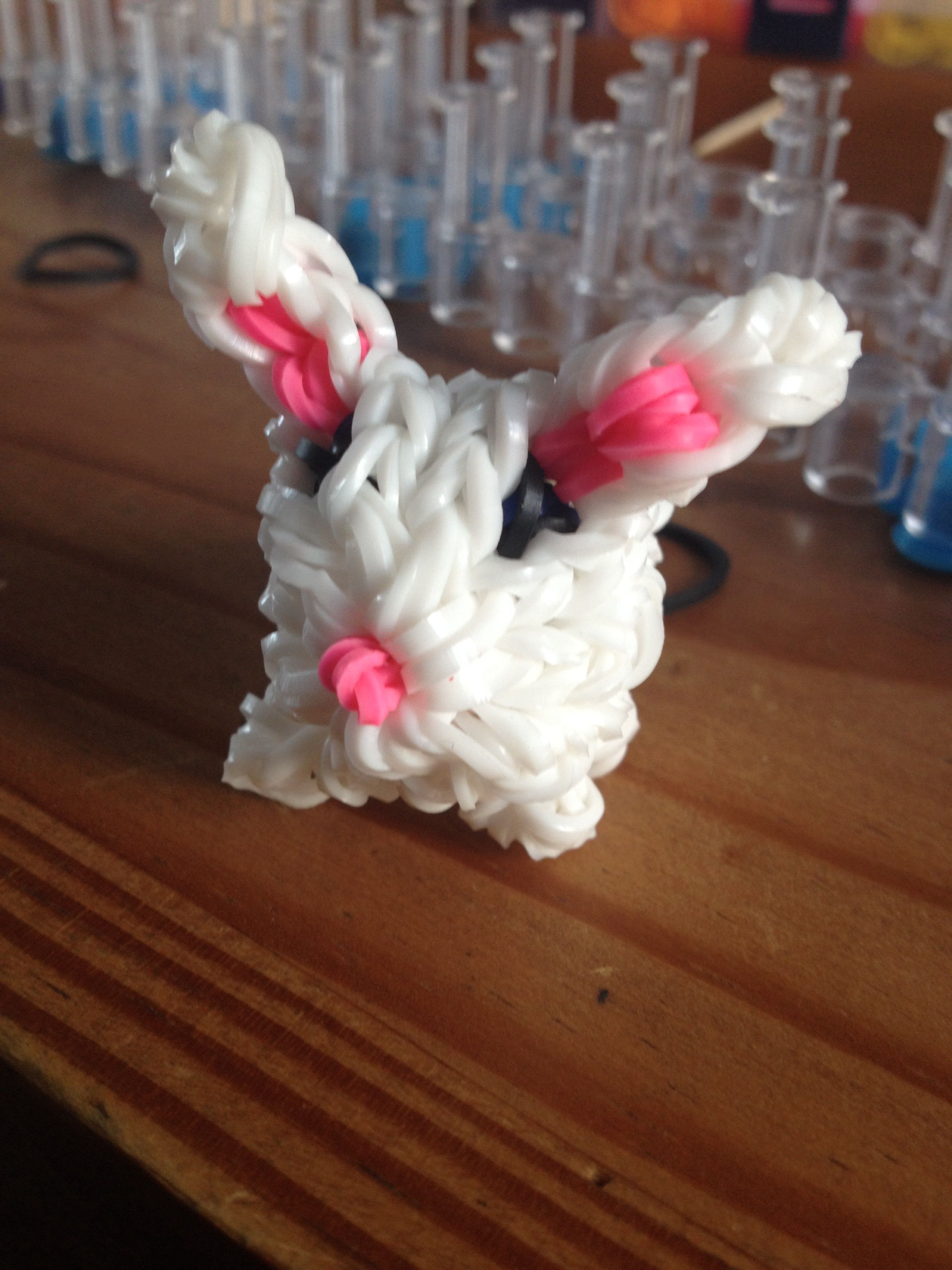 Rabbit of loom bands