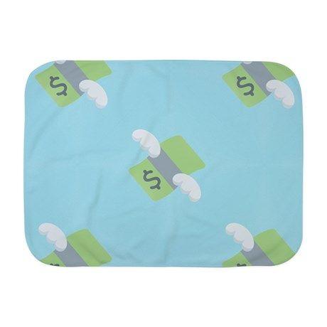 Flying Money Emoji Baby Blanket Best Dressed Baby Pinterest