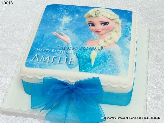 Image Result For Elsa Birthday Cake Jacqueline Birthday Ideas