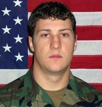 Petty Officer First Class E-6,  U.S. Navy   Veteran of: U.S. Navy 2005-2011 War on Terrorism 2005-2011 Iraqi 2009 Afghanistan 2011 (KIA)