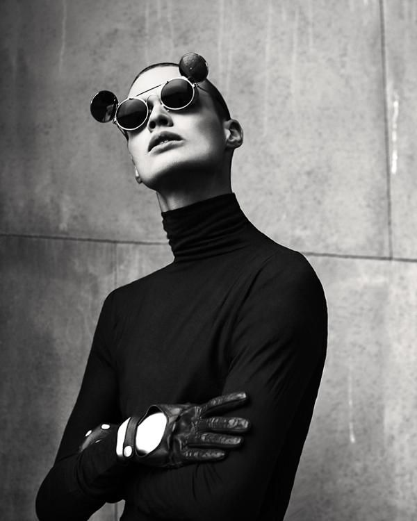 Fashion Photography by Elizaveta Porodina