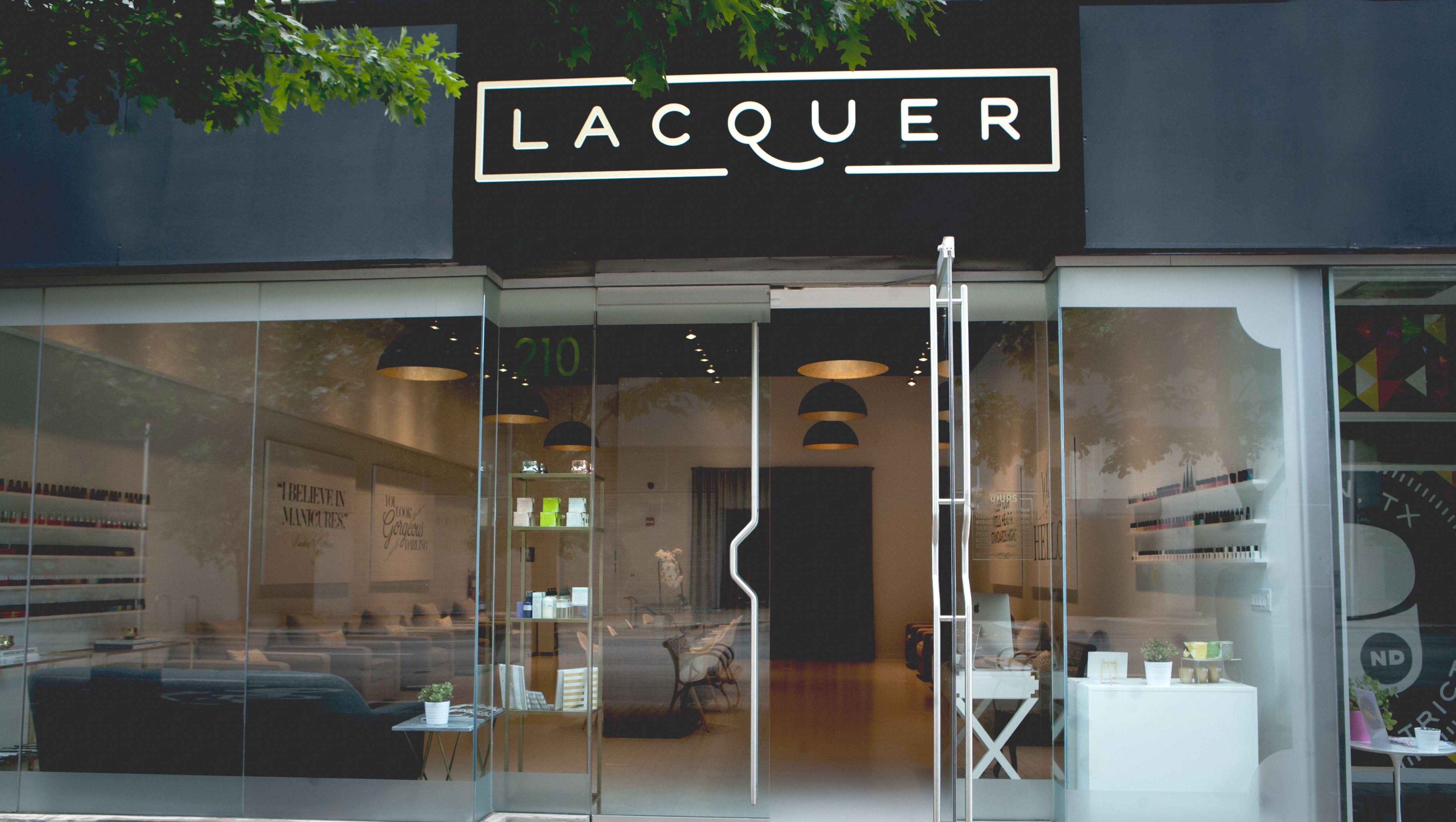 Lacquer Modern Nail Salon Downtown Austin Tx Ilovelacquer Nail
