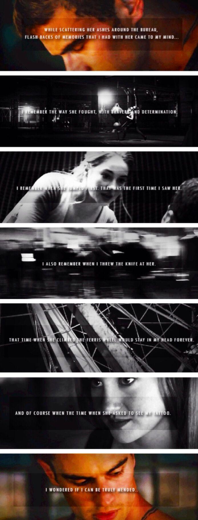 Memories of her ~Divergent~ ~Insurgent~ ~Allegiant~